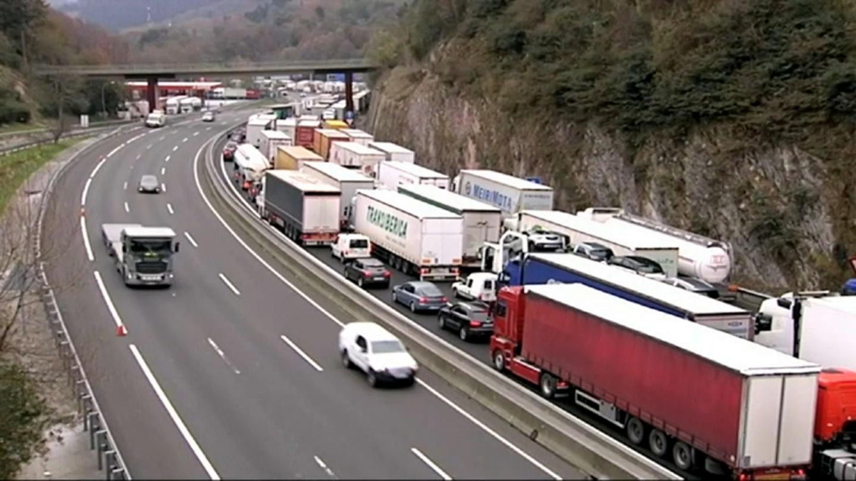 camiones contaminantes