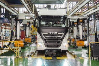 fabricación de camiones