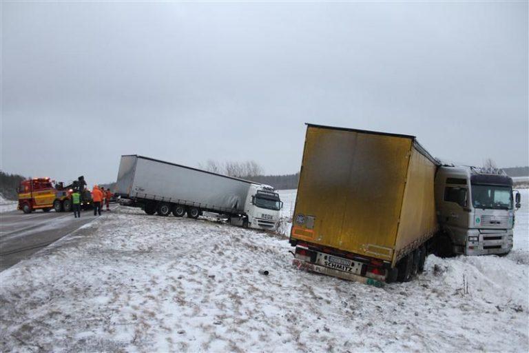 Consejos para mantener tu camión en invierno